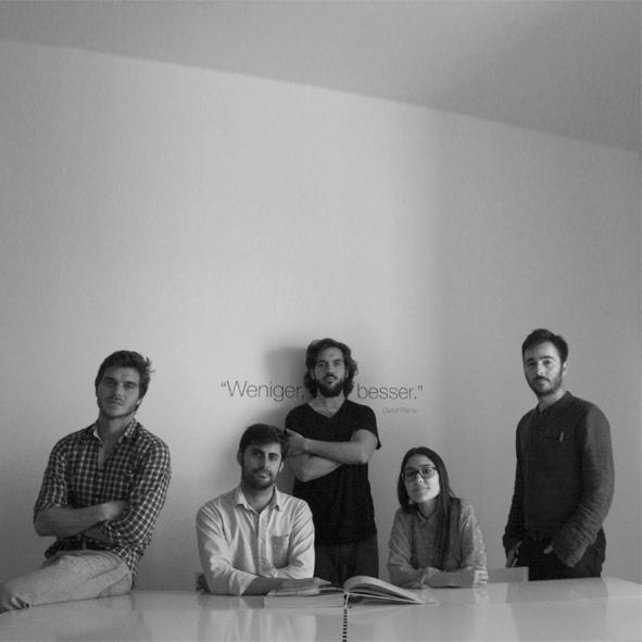 Bakpak Architects rediseñara la imagen de la cadena Mesón El Serranito