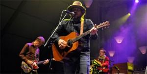 Foto del concierto de Wilco en el Festival Territorios
