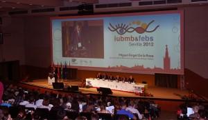 Foto del Congreso Mundial de Biología Molecular Sevilla 2012