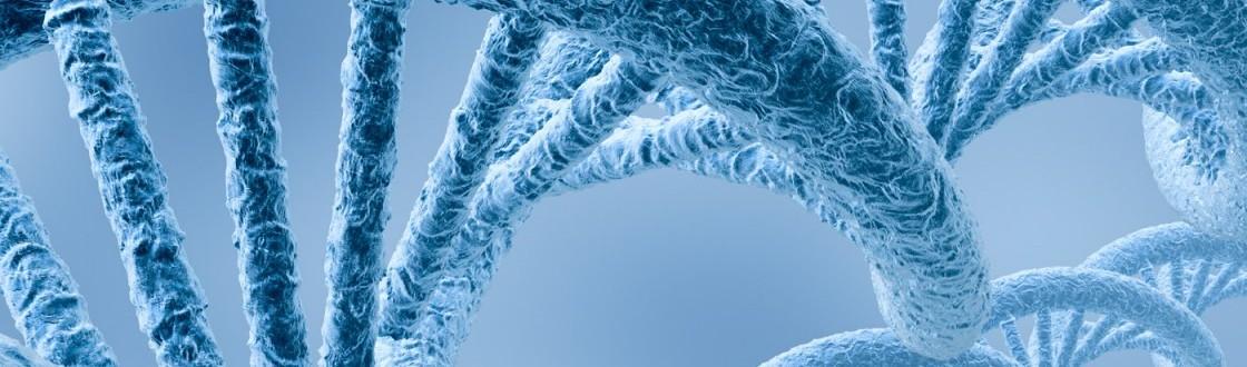 Imagen de biología molecular