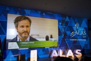 Genera Games, empresa ganadora del Premio Alas 2014 en la categoría de 'Ecommerce Internacional'