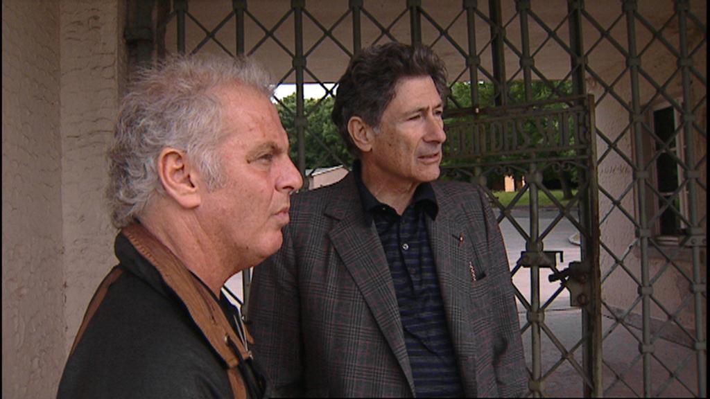 Daniel Barenboim y Edward Said, fundadores de esta iniciativa en 1999