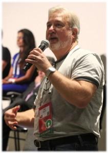 Jim Jagielski, director y co-fundador de la Apache Software Foundation