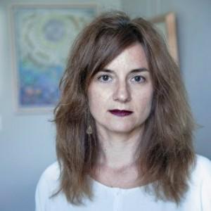 La especialista en arte, Carmen Aranguren