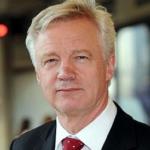 David Davis, ministro británico del Brexit