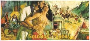 'Salomón y la reina de Saba', dirigida por King Vidor con Eduardo García Maroto como director de producción