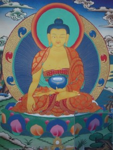 Buddha Sakyamuni, el Buddha histórico