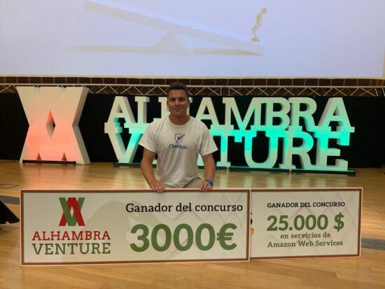 chekin alhambra venture