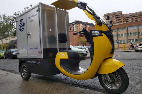 Scoobic se afianza como referente de la logística urbana sostenible