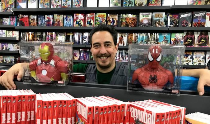 """Sergio López ha sido incluido por la prestigiosa revista Forbes en su lista anual de los """"cien españoles más creativos en el mundo de los negocios"""""""