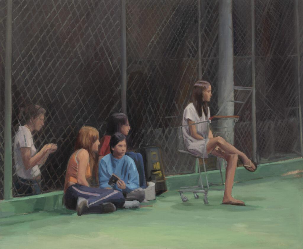 Obra de Salomé del Campo en el Centro Andaluz de Arte Contemporáneo