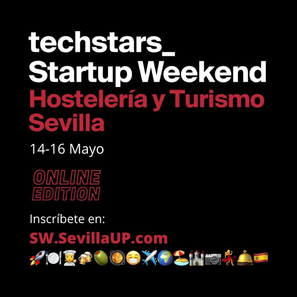 sevilla startup weekend cartel