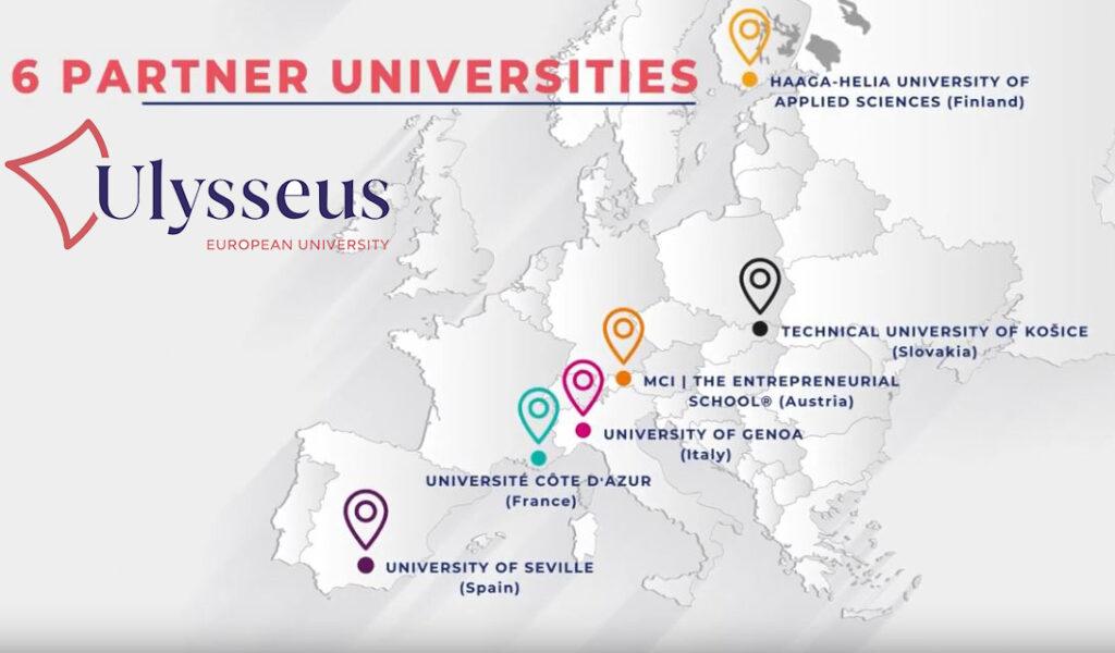 mapa universidades europeas ulysseus