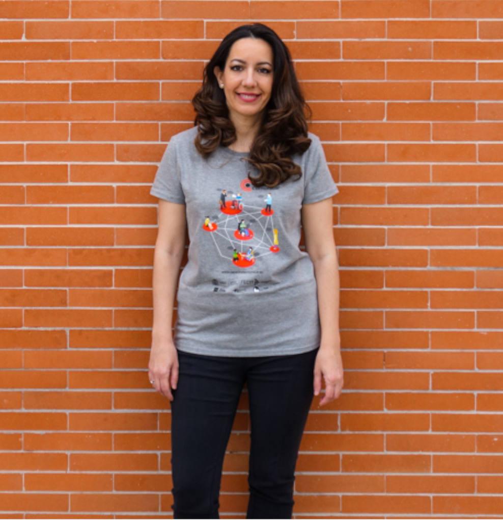 Ana Medina Reguera, investigadora principal del proyecto 'Capaces de Comunicar' y profesora titular del Departamento de Filología y Traducción de la Universidad Pablo de Olavide