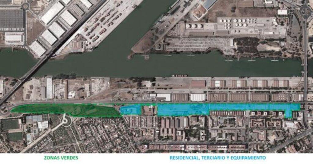 puerto de sevilla barrio nuevo