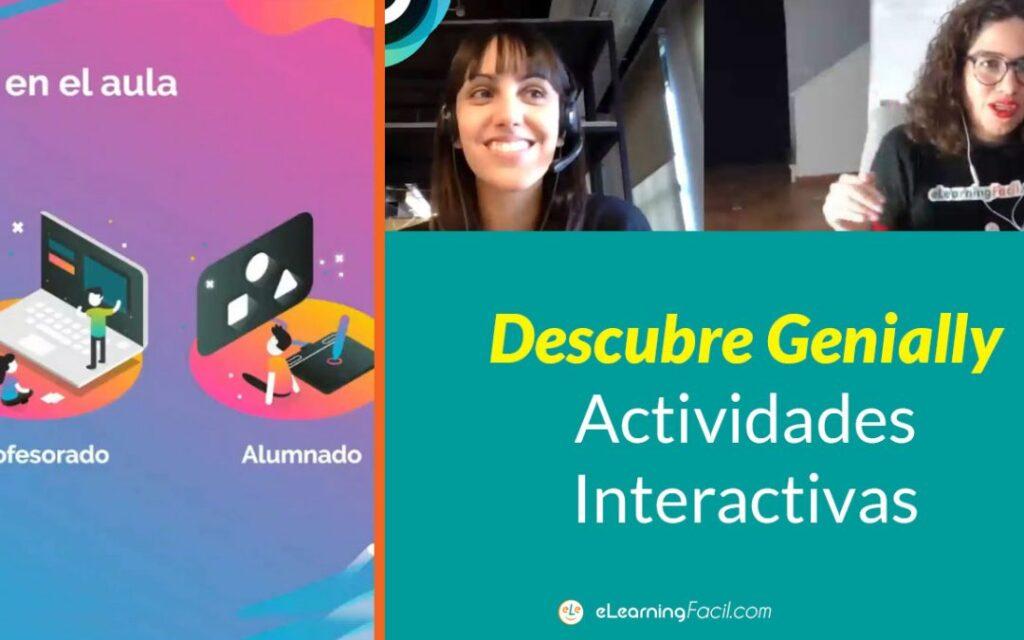 Genial.ly, startup fundada en Córdoba para desarrollar una plataforma online fácil de usar para generar contenidos interactivos.
