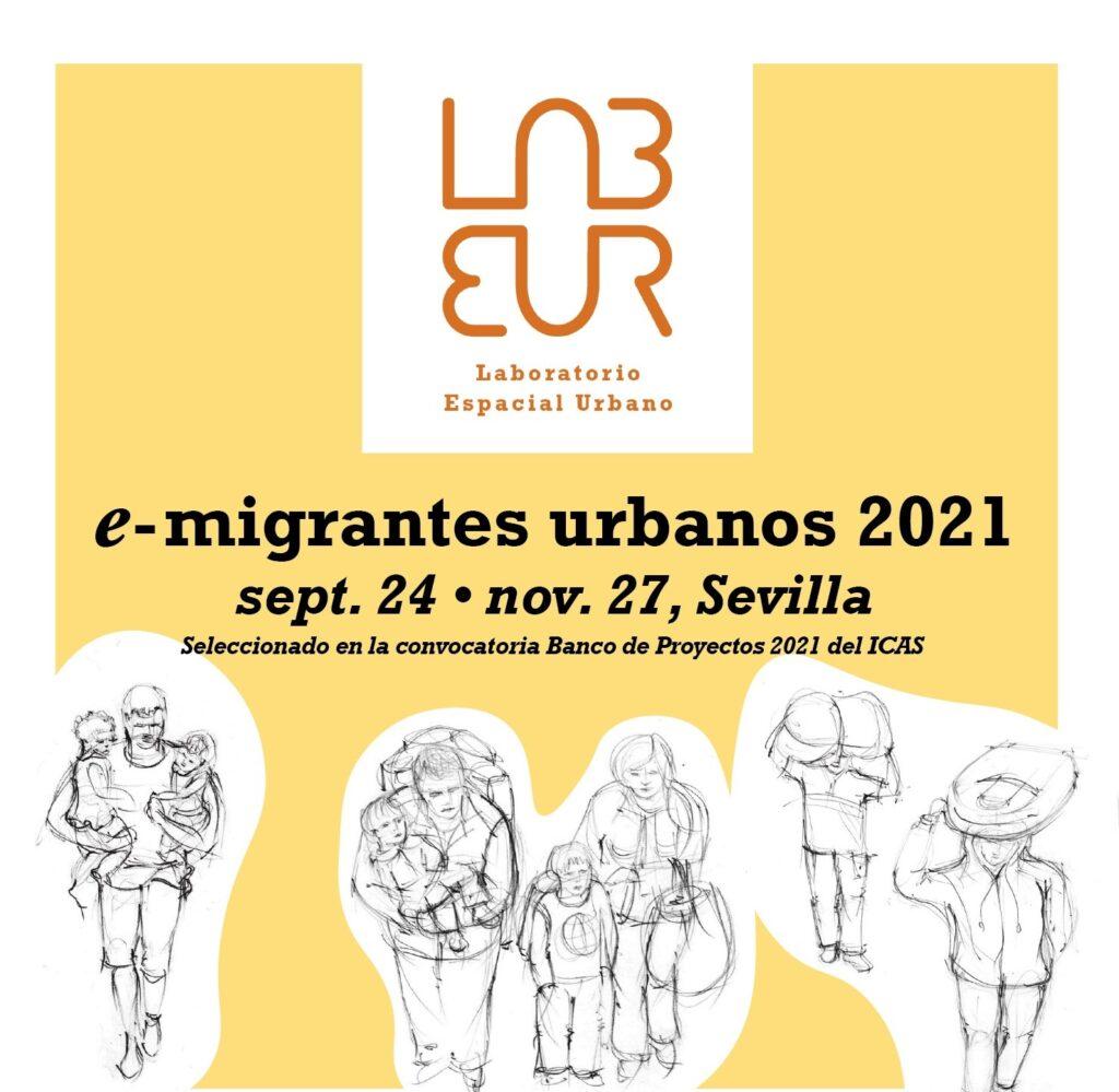 e-migrantes urbanos labeur