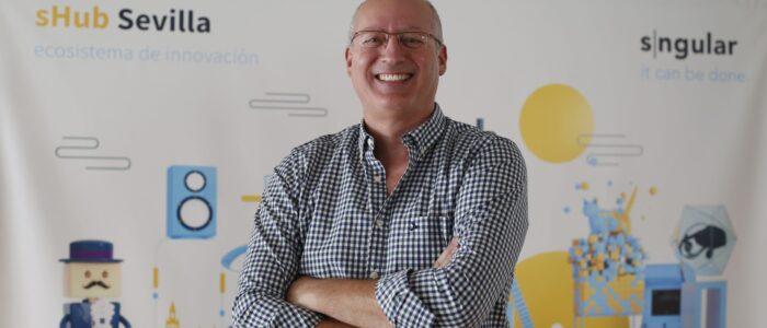Luis García, sngular sevilla hub